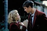 Josh Hartnett et Michelle Williams dans Halloween H20: 20 Years Later (1998)