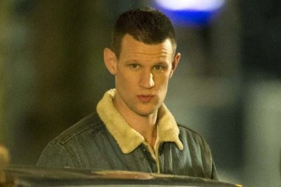 Matt Smith dans Patient Zero (2018)