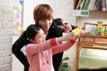 Lee Hong-ki et Jeon Min-seo dans Rockin' on Heaven's Door (2013)