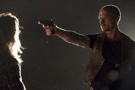 Luke Goss et Paula Patton dans Traffik (2018)