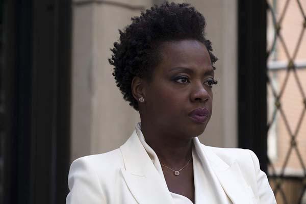 Viola Davis dans Widows (2018)