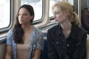 Michelle Rodriguez et Elizabeth Debicki dans Widows (2018)