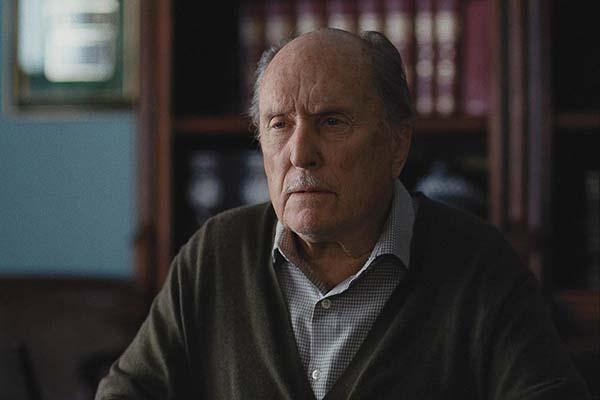 Robert Duvall dans Widows (2018)