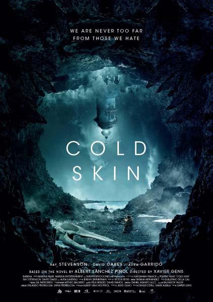 COLD SKIN (2017)★★★☆☆