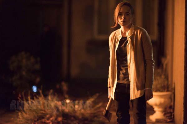 Ellen Page dans The Cured (2017)