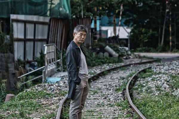 Sung Dong-il dans The Accidental Detective 2: In Action (2018)