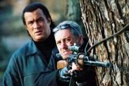 Steven Seagal et Max Ryan dans The Foreigner (2003)