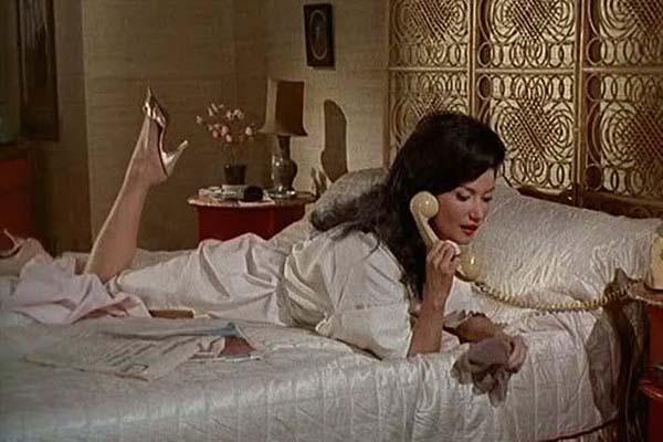 Zena Marshall dans Dr. No (1962)