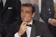 Sean Connery dans Dr. No (1962)