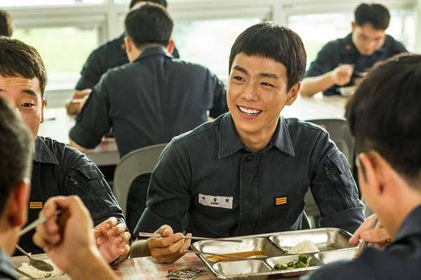 Hyun-woo Lee in Northern Limit Line (2015)