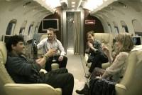 Michael Jibson, Scarlett Alice Johnson, Elen Rhys et Jack Gordon dans Panic Buttom (2011)