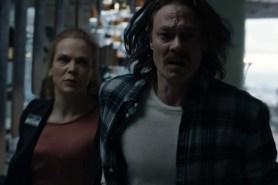 Kristoffer Joner et Ane Dahl Torp dans The Quake (2018)