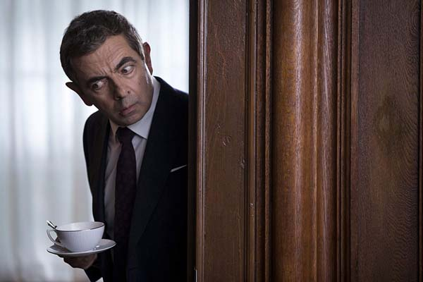 Rowan Atkinson dans Johnny English Strikes Again (2018)