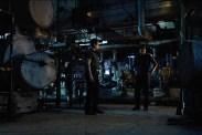 Patrick John Flueger et Yul Vazquez dans The Super (2017)