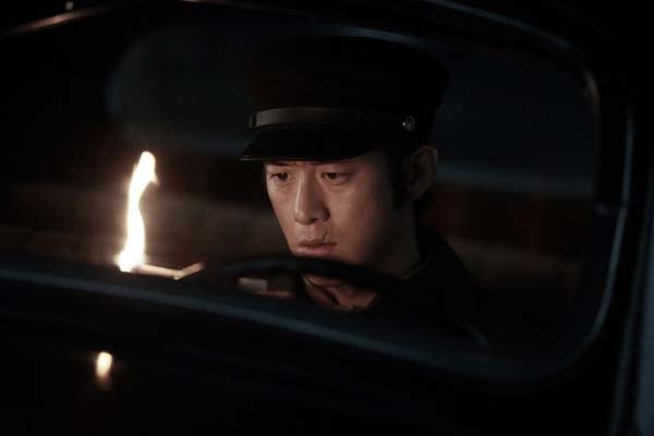 Go Soo dans The Tooth and the Nail (2017)