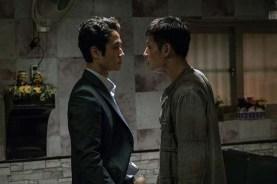 Lee Joon-young et Kang Ha-neul dans New Trial (2017)