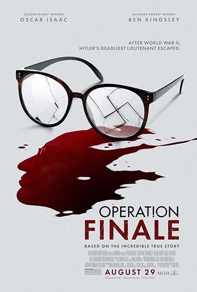 Opération Finale (2018)
