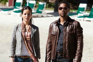 Emmanuelle Vaugier et Cuba Gooding Jr. dans Absolute Deception (2013)