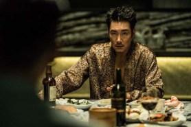Cho Jin-woong dans Believer (2018)