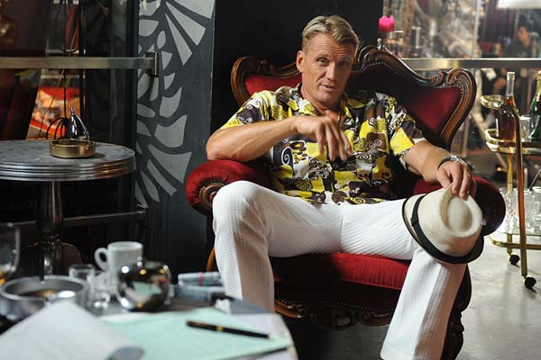 Dolph Lundgren dans One in the Chamber (2012)