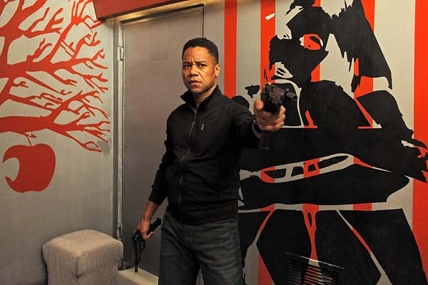 Cuba Gooding Jr. dans One in the Chamber (2012)