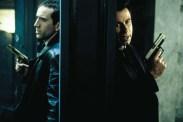 Nicolas Cage et John Travolta dans Face/Off (1997)