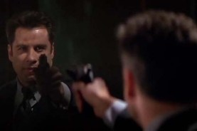 John Travolta dans Face/Off (1997)