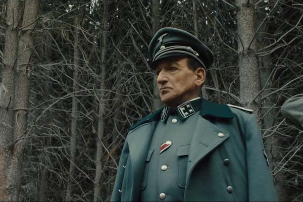 Ben Kingsley dans Operation Finale (2018)