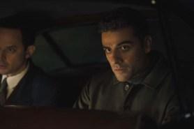 Oscar Isaac dans Operation Finale (2018)
