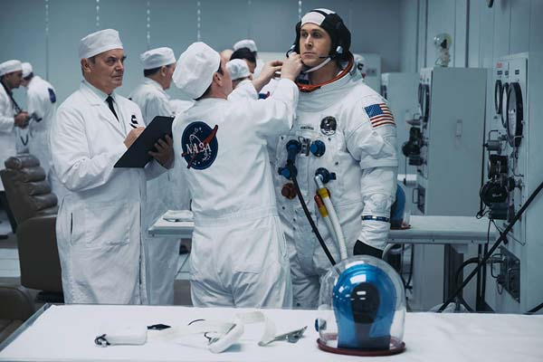 Ryan Gosling dans First Man (2018)