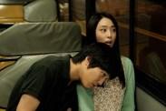Cha Tae-hyun et Kang Ye-won dans Hello Ghost (2010)
