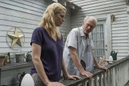 Clint Eastwood et Alison Eastwood dans The Mule (2018)