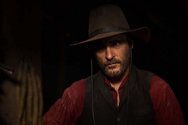 Joaquin Phoenix dans The Sisters Brothers (2018)