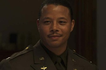 Terrence Howard dans Red Tails (2012)