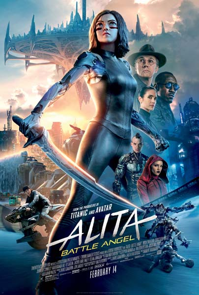 Alita - Battle Angel (2019)