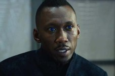 Mahershala Ali dans Alita: Battle Angel (2019)