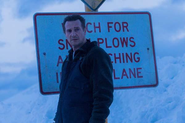 Liam Neeson dans Cold Pursuit (2019)