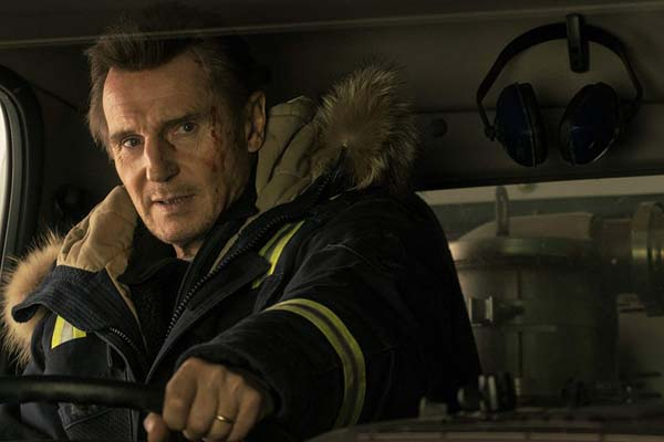 Liam Neeson dans Cold Pursuit (2019)