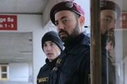 Laurence Rupp et Anton Noori dans Cops (2018)