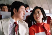 Song Kang-ho et Bae Doona dans The Drug King (2018)