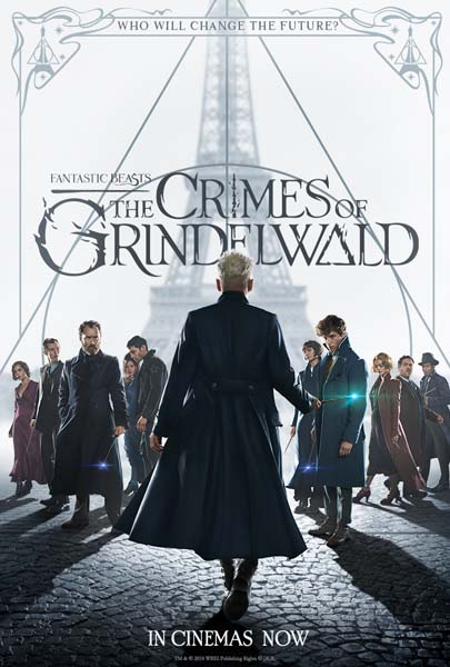Fantastic Beasts - The Crimes of Grindelwald (2018)