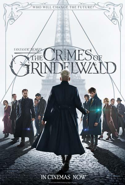 Fantastic Beasts - The Crimes of Grindelwald (2018)