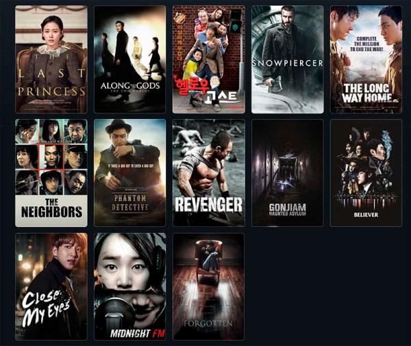 Films Coréens Janvier 2019