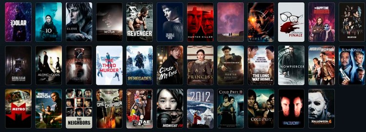 Films Janvier 2019