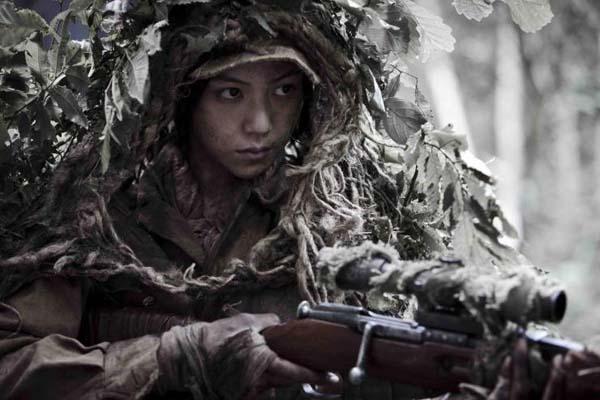 Kim Ok-bin dans The Front Line (2011)