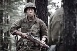 Go Soo dans The Front Line (2011)