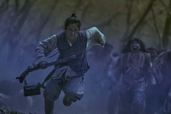 Kim Sung-gyu dans Kingdom (2019)
