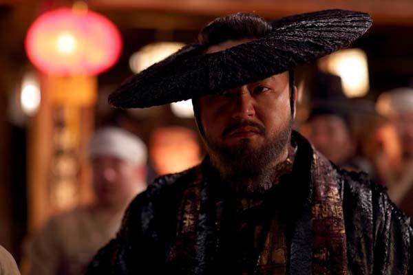 Lee Kyeong-yeong dans The Joseon Magician (2015)