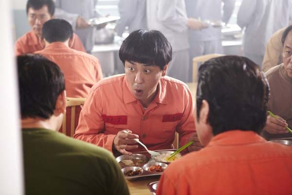 Ryu Seung-ryong dans Miracle in Cell No. 7 (2013)