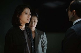 Son Ye-jin dans The Negotiation (2018)
